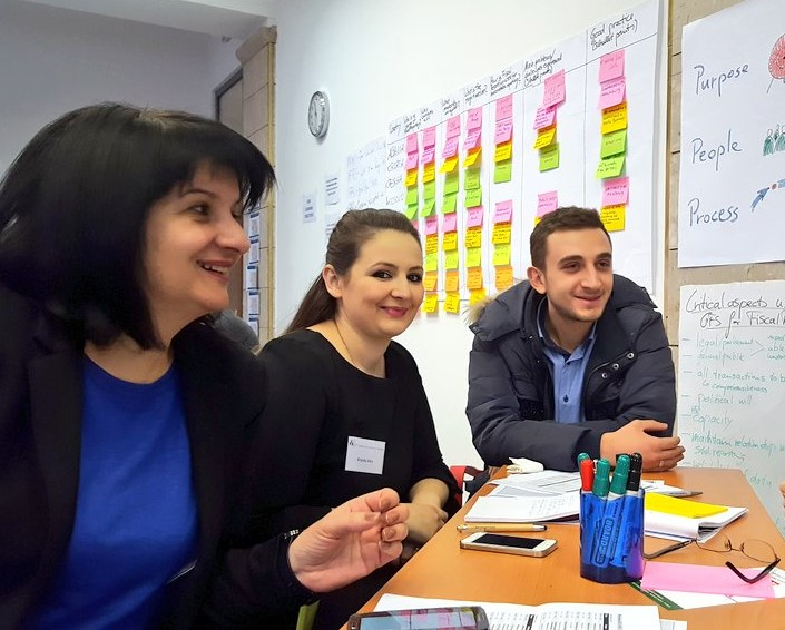 European Court of Auditors Traineeship Program 2019