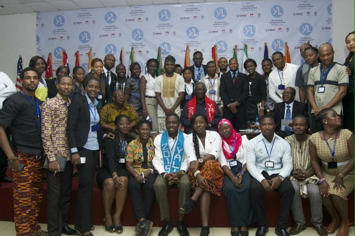 YALI RLC West Africa Emerging Leaders Program 2019 (Associate 13)