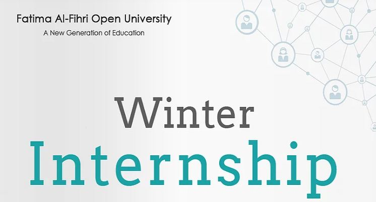 Fatima Al-Fihri Open University (FAOU) Winter Season Internship Program 2019