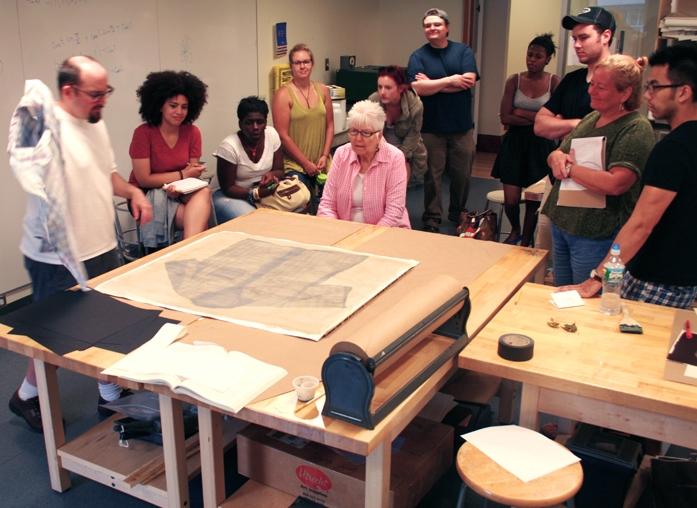 Emmanuel College Art Residency Program 2019 in the United States