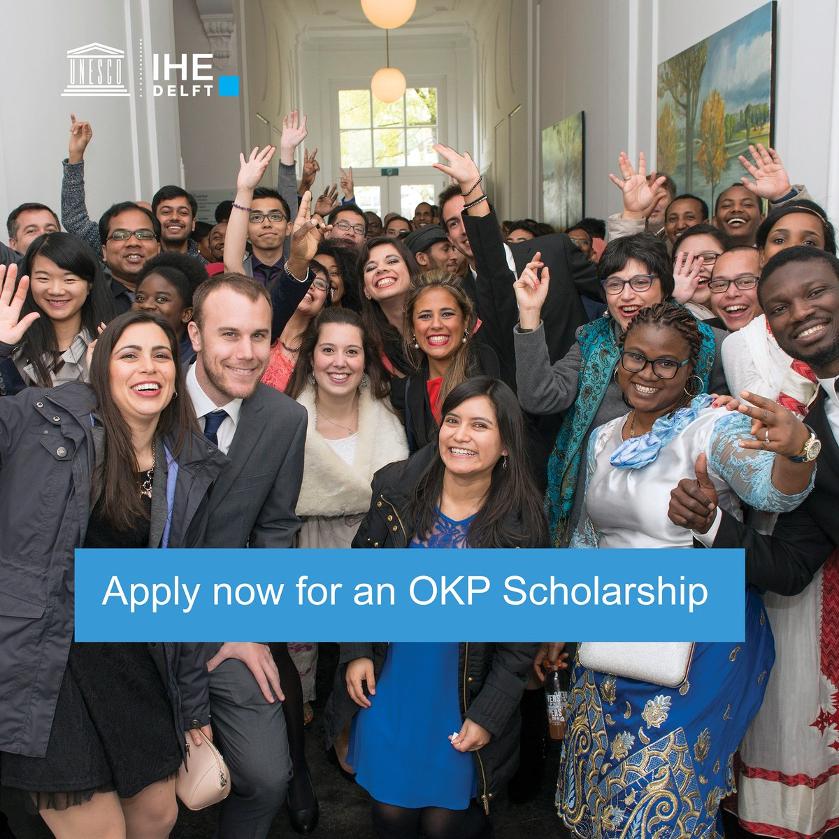 IHE DELFT Orange Understanding Scholarship Program 2019 for water Experts