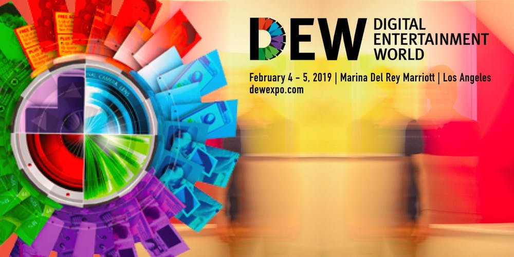 Digital Home Entertainment World (DEW) Start-up Competitors 2019