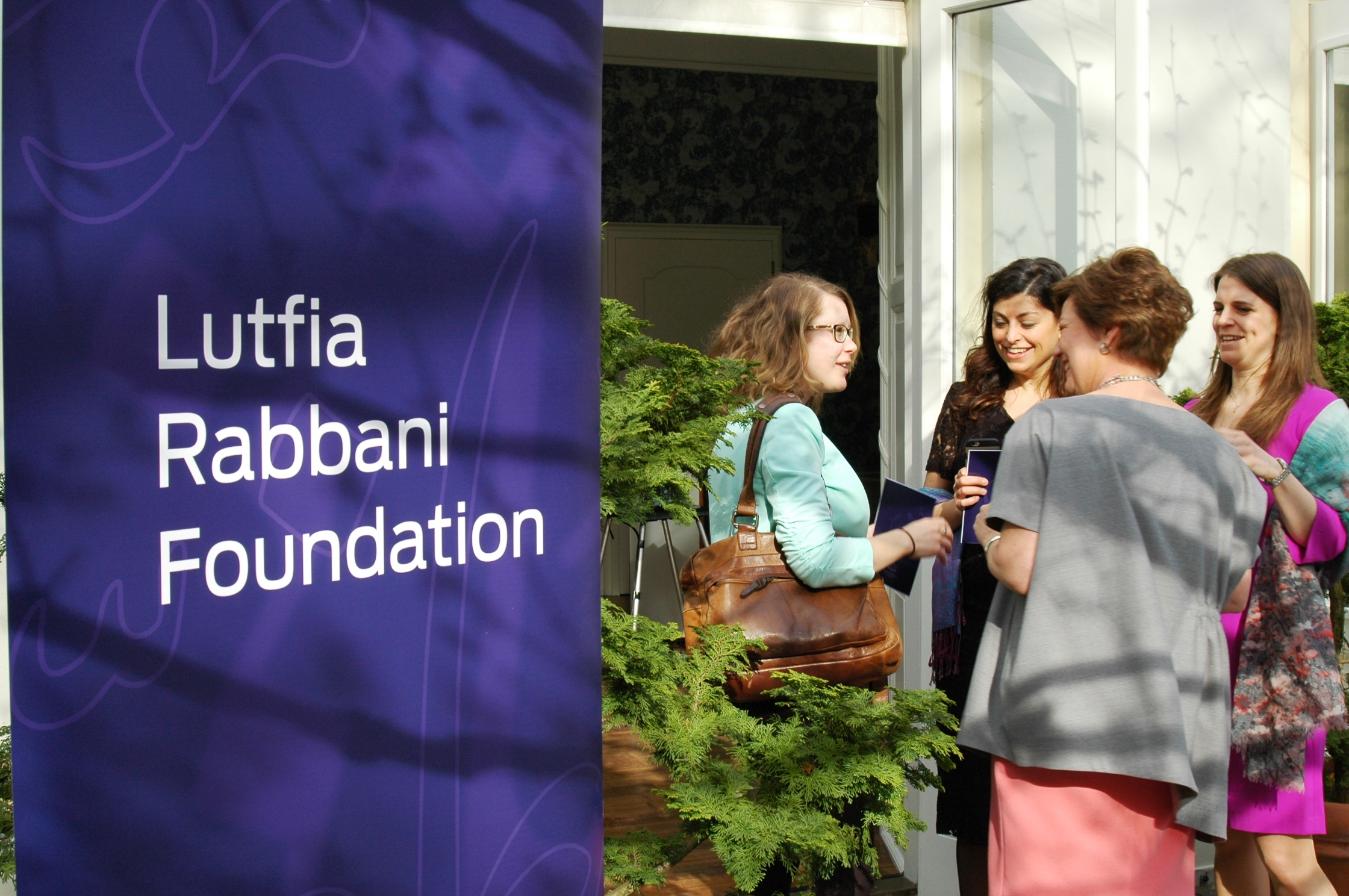 Lutfia Rabbani Structure Mahmoud S. Rabbani Scholarship 2019/2020(Approximately EUR15,000)