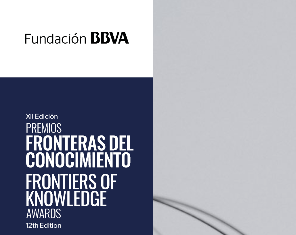 BBVA Structure Frontiers of Understanding Awards 2019 for Scientific Research Study and Cultural Development (400,000 euros reward)