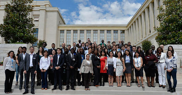 United Nations Details Service's 57 th Graduate Research Study Program 2019– Geneva, Switzerland