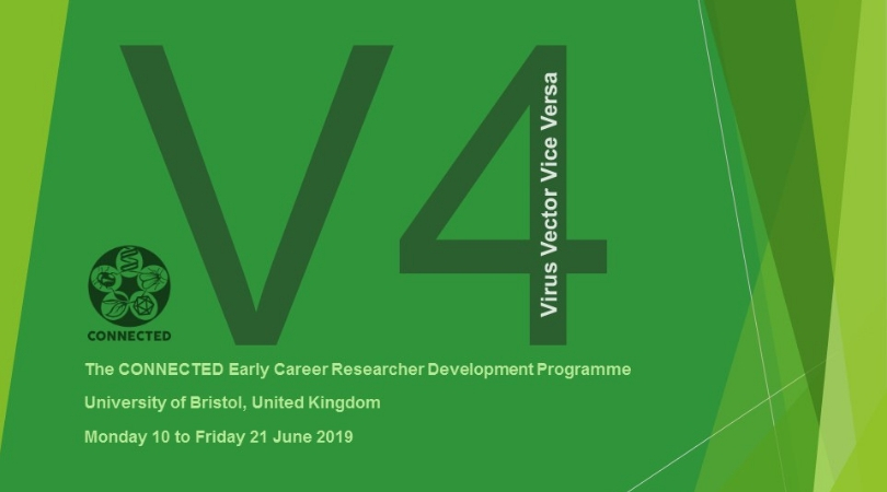 CONNECTED Advancement Program 2019 for Early Profession Scientist (fully-funded to Bristol, UK)