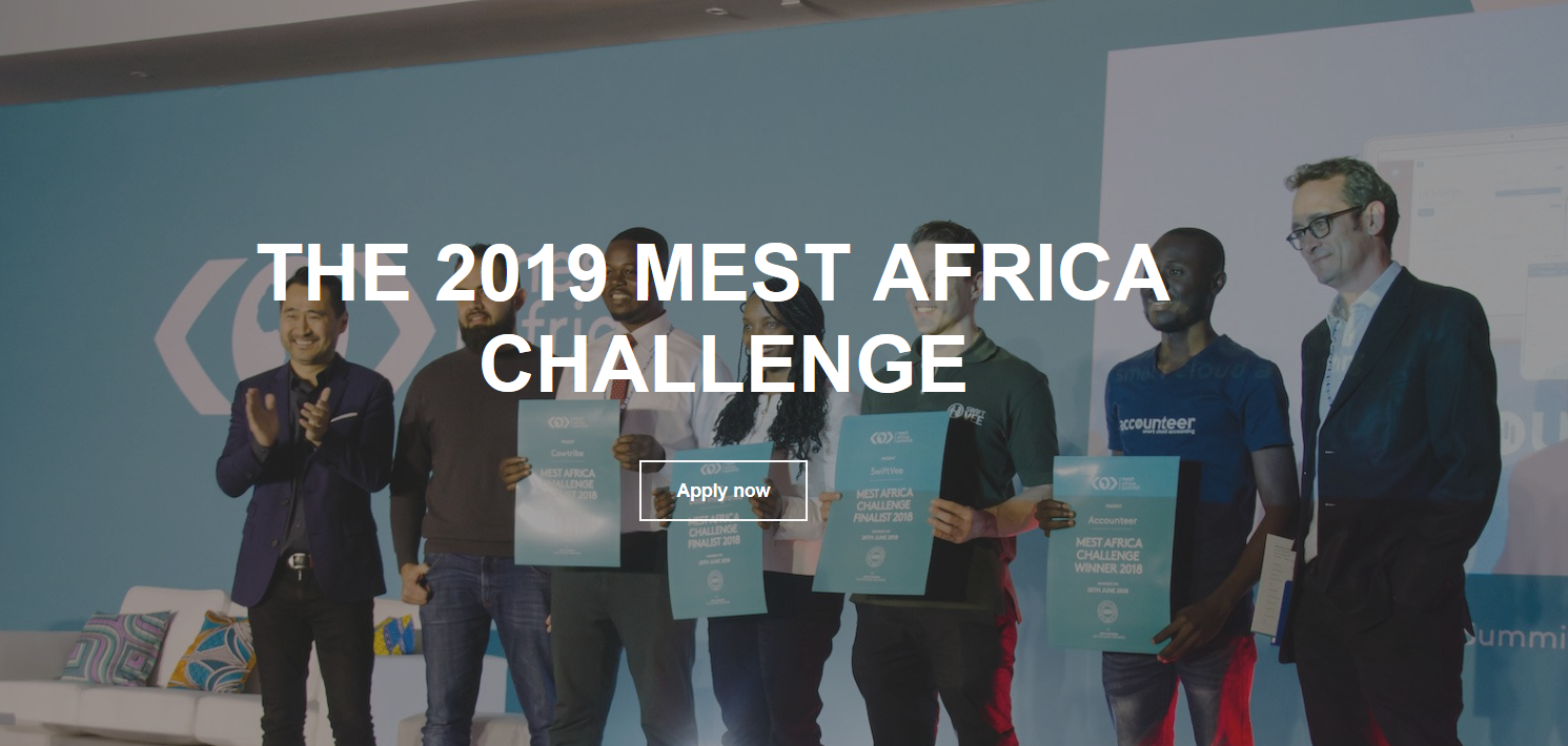 MEST Africa Obstacle 2019 scale-up pitch competitors for African start-ups ($50 k in equity financial investment & & Totally Moneyed to Nairobi, Kenya)