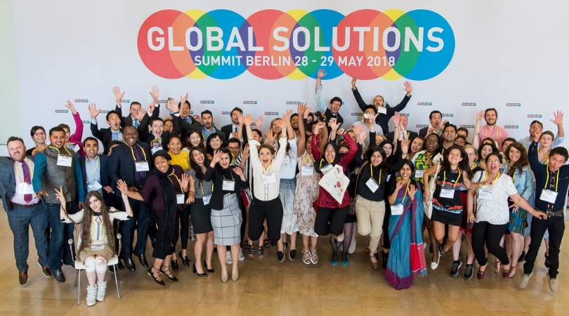 Young International Changers Program 2019 (Fully-funded to the International Solutions Top in Berlin)