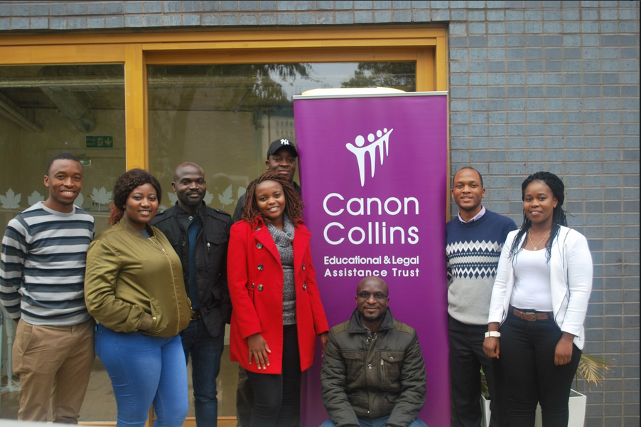 Canon Collins Trust Scholarships 2019/2020 for Postgraduate Research Study in the UK (Completely Moneyed)