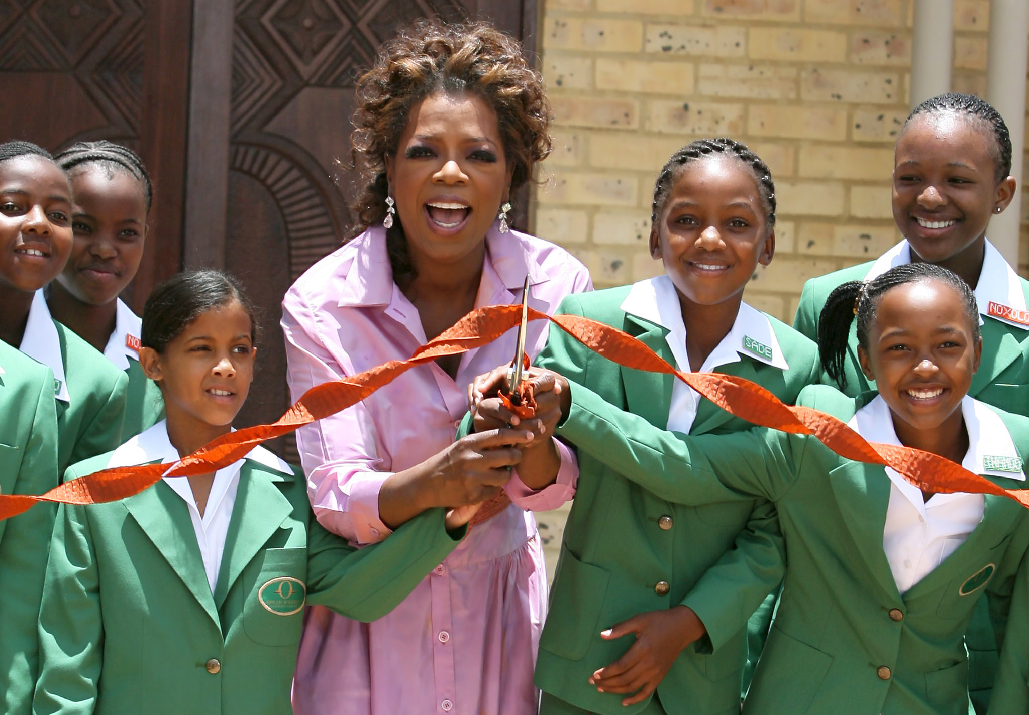 Oprah Winfrey Management Academy for Girls in South Africa 2020