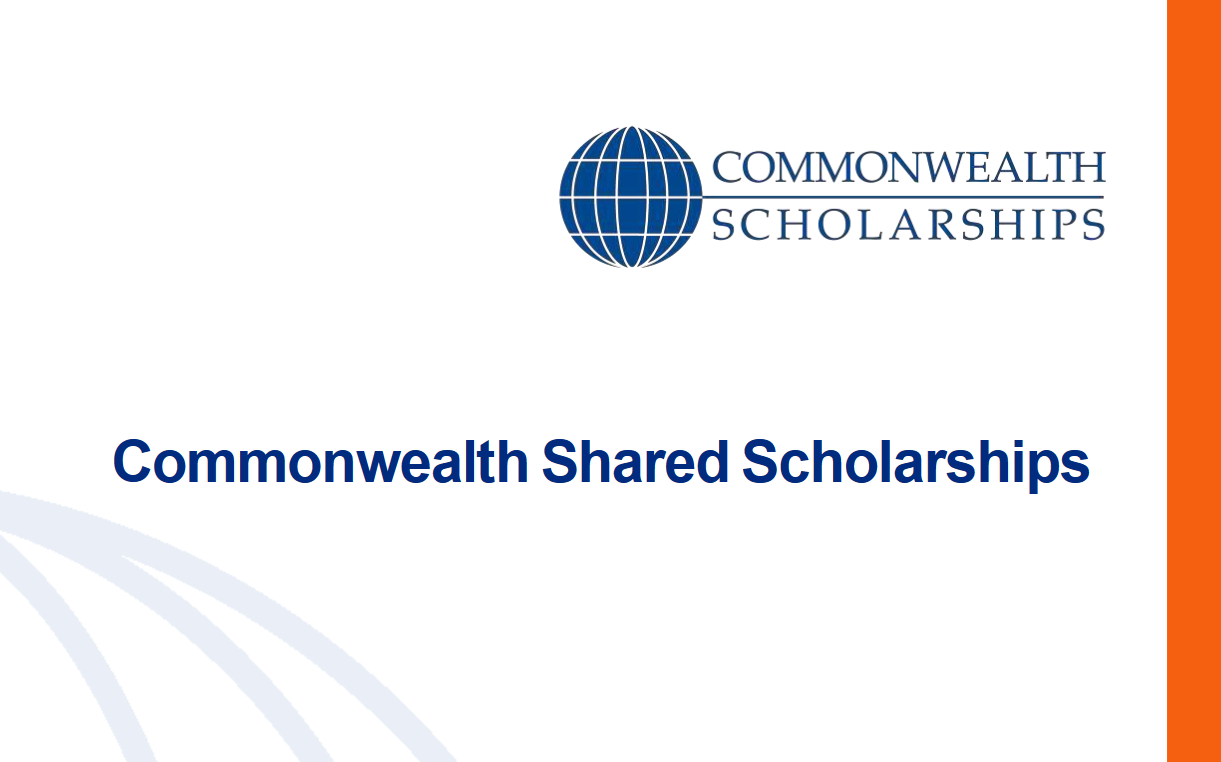 Commonwealth Shared Scholarships 2019 for Trainees from Establishing Nations for research study in the UK (Completely Moneyed)