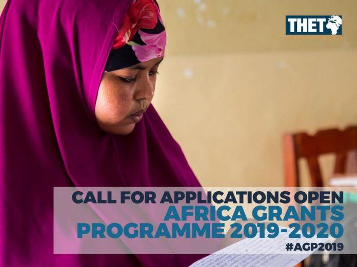 THET/Johnson & & Johnson Africa Grants Program (AGP) 2019/2020