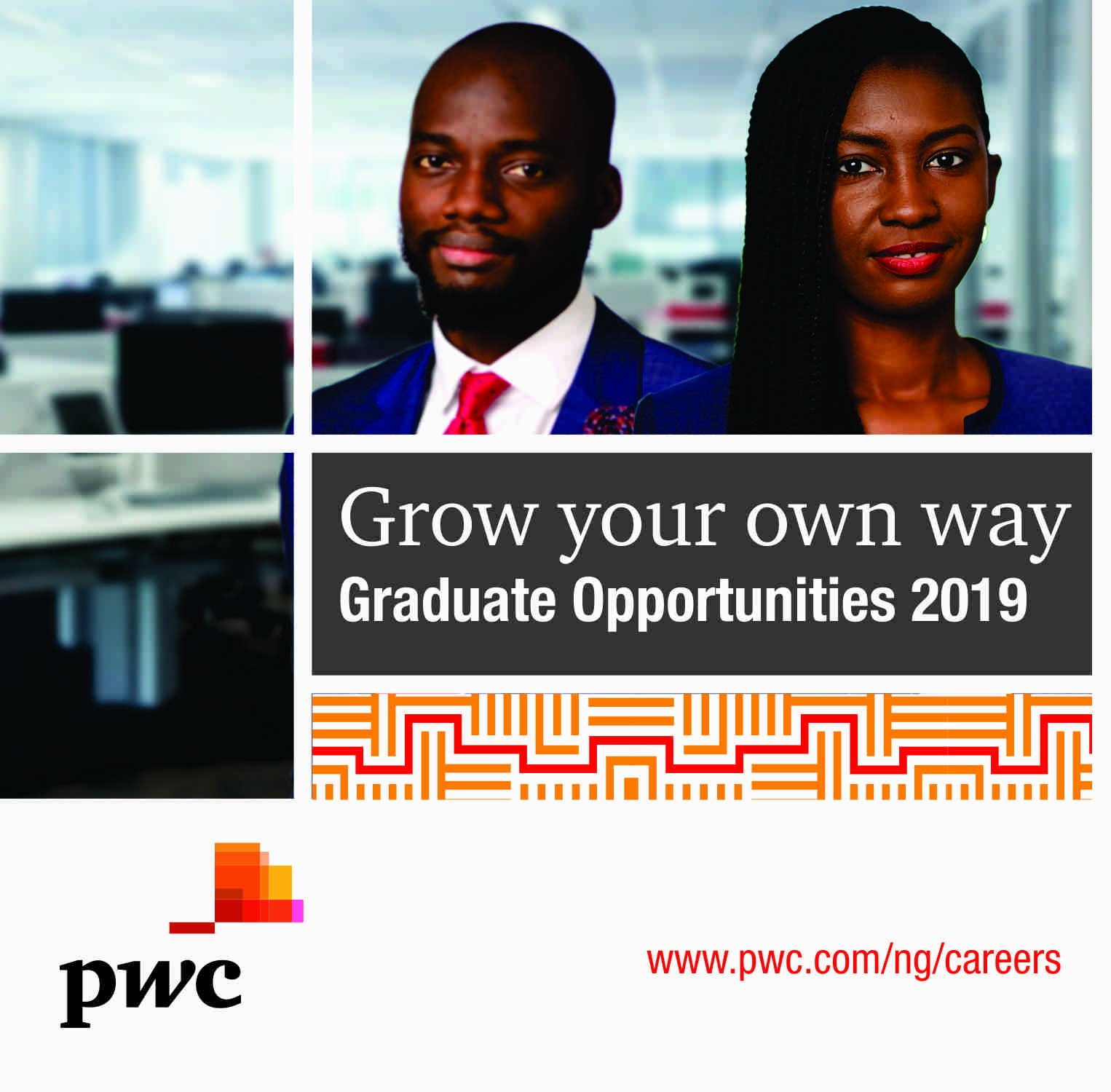 PricewaterhouseCooper (PwC) Nigeria Graduate Recruitment 2019 for young Nigerians