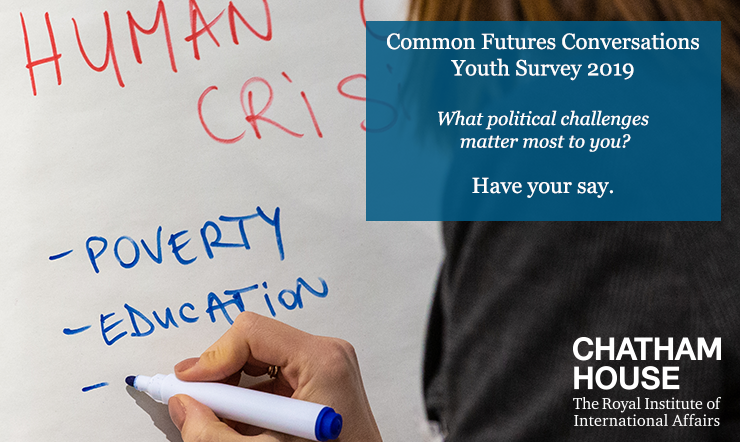 Require Agents: Chatham Home Common Future Conversations Youth Study 2019