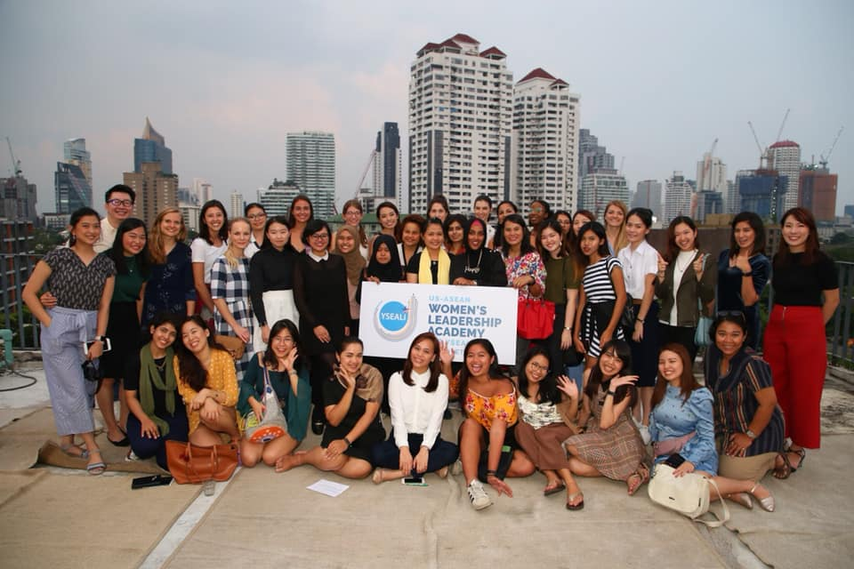 US-ASEAN Women's Management Academy for YSEALI 2019 (Fully-funded)