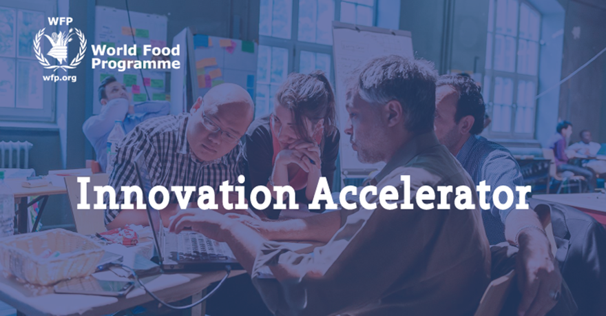 United Nations World Food Program Development Accelerator 2019 (Fully-funded to Germany + $100 k)
