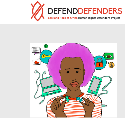 Safe Sibling: The East African Women's Digital Security Fellowship 2019
