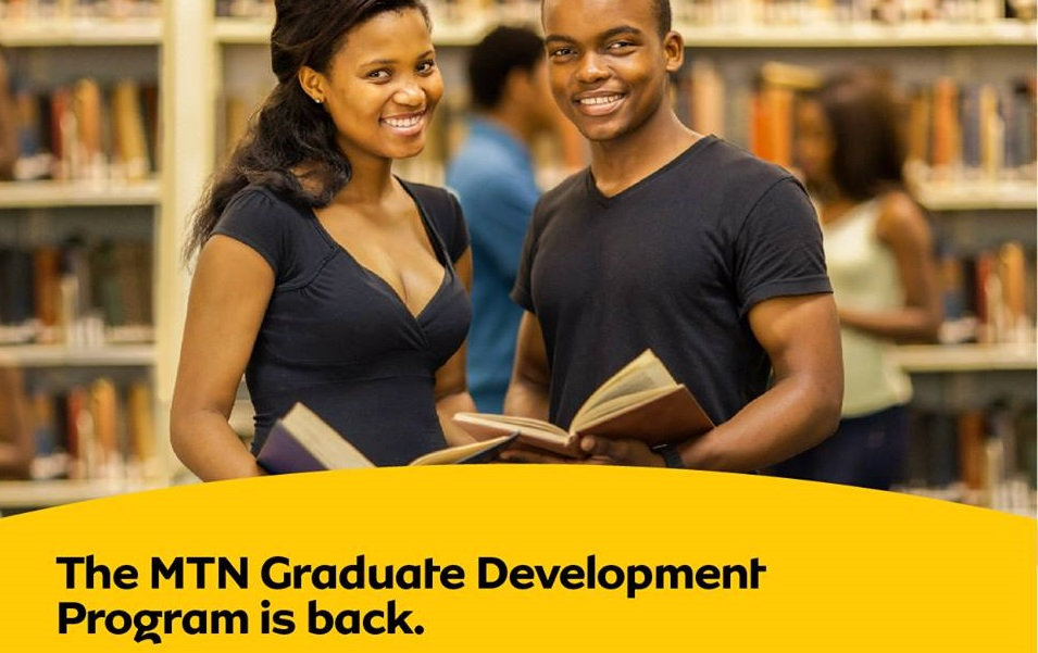 MTN Global Graduate Advancement Program 2019 for young Africans