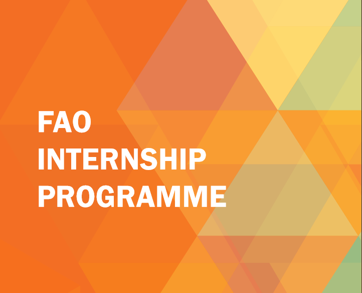 The Food and Farming Company of the United Nations (FAO) Internship Program 2019 (Month-to-month Stipend)