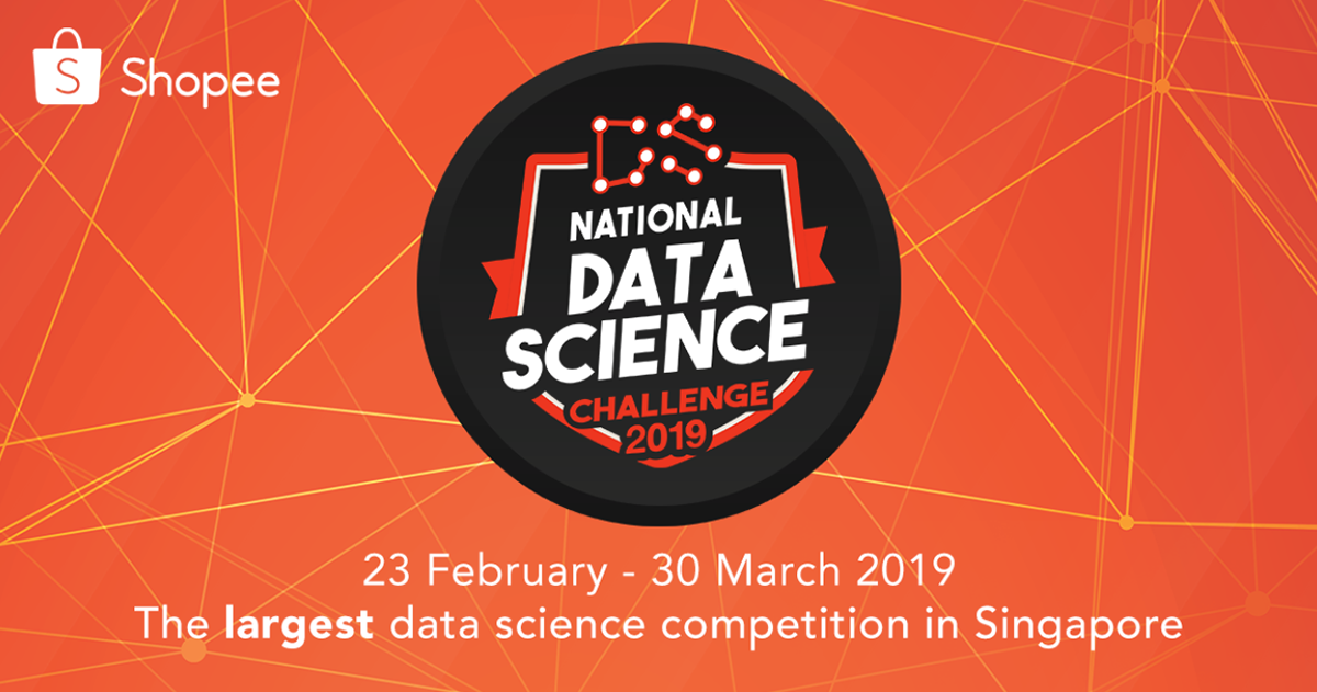 Shopee Singapore National Data Science Difficulty 2019