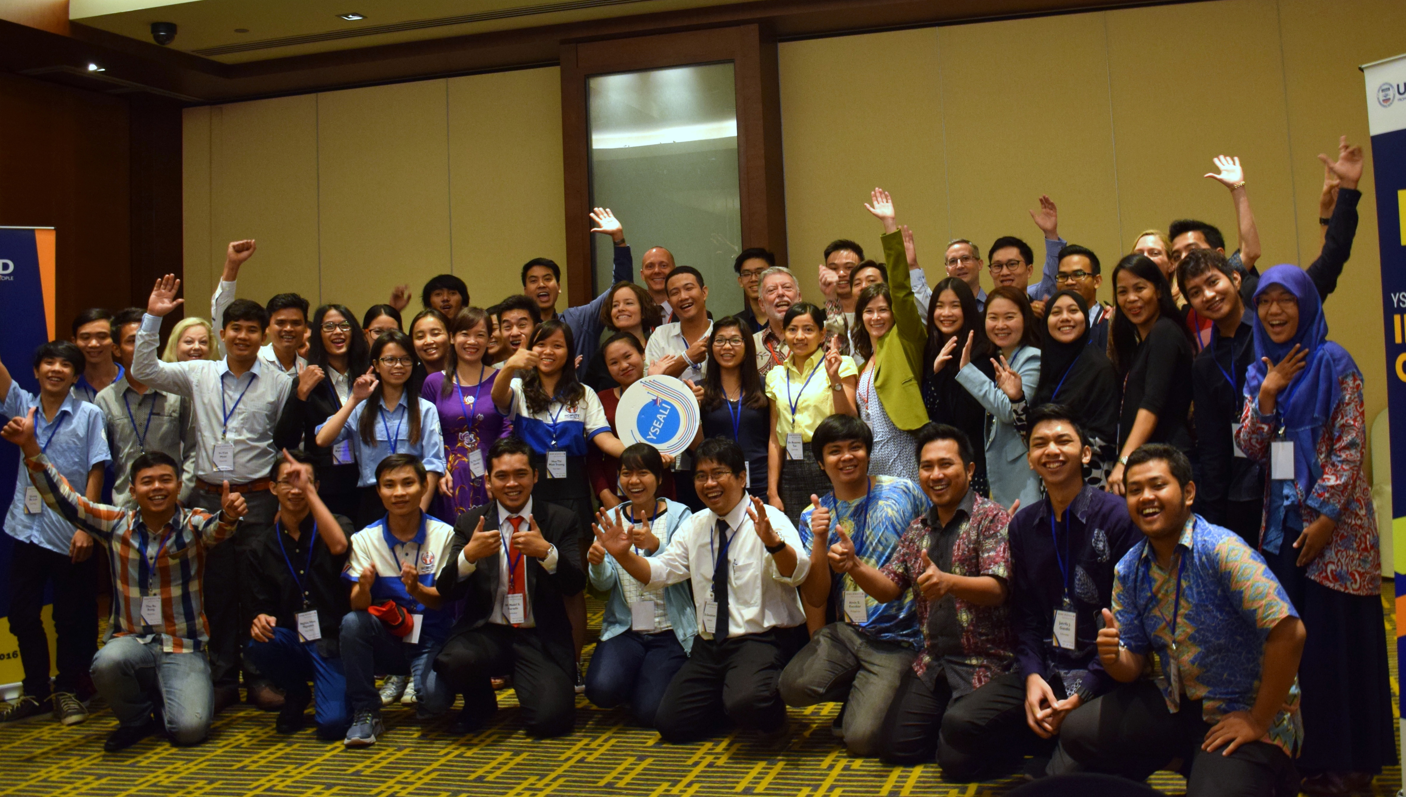 Young Southeast Asian Leaders Effort (YSEALI) Bootcamp 2019