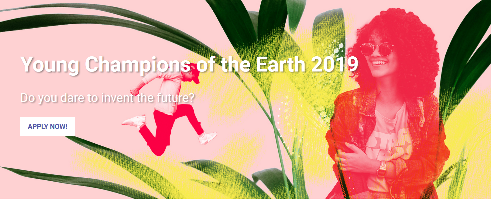 UN Environment Young Champions of the Earth Competitors 2019 (US$15,000+ in seed financing & & moneyed journey to top-level UN conference)