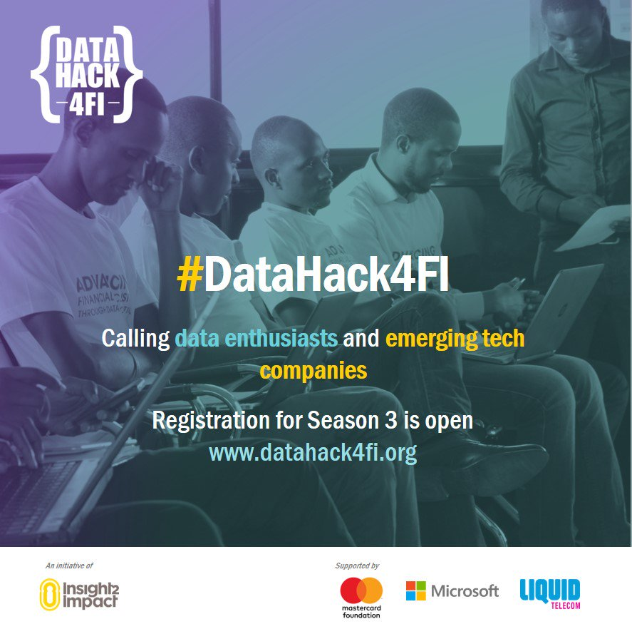 DataHack4FI Development Difficulty 2019 for Information lovers and emerging tech business ($ 25,000 in seed capital!)