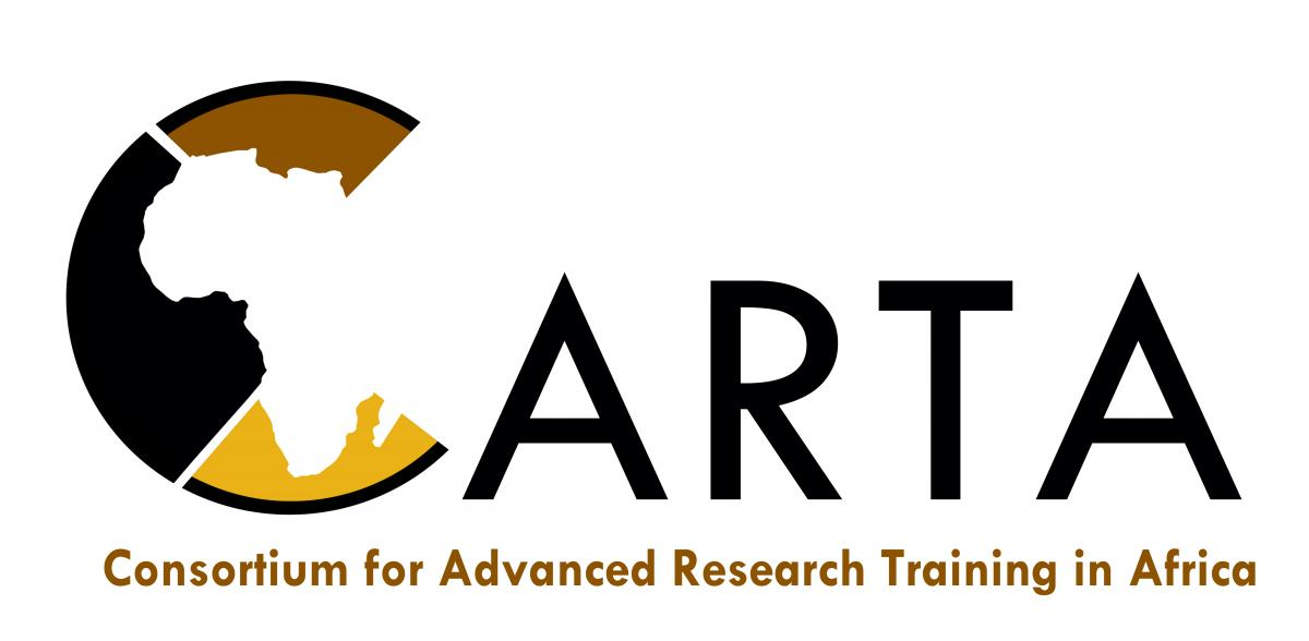 Consortium for Advanced Research Study Training in Africa (CARTA) 2019 Postdoctoral Fellowship for Africans.
