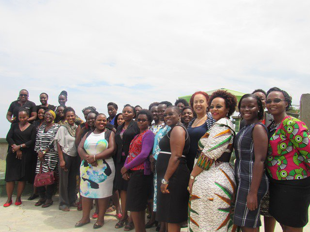 AMwA Feminist and Transformational Management Advancement Program for African Women 2019