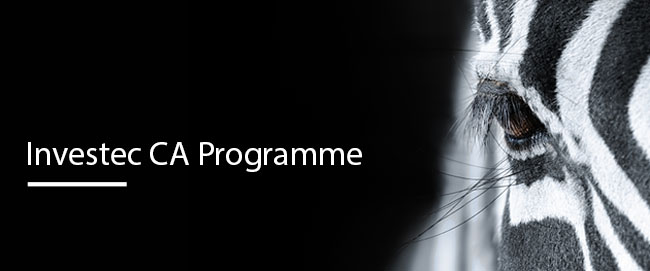 Investec CA Program 2020 for young South Africans