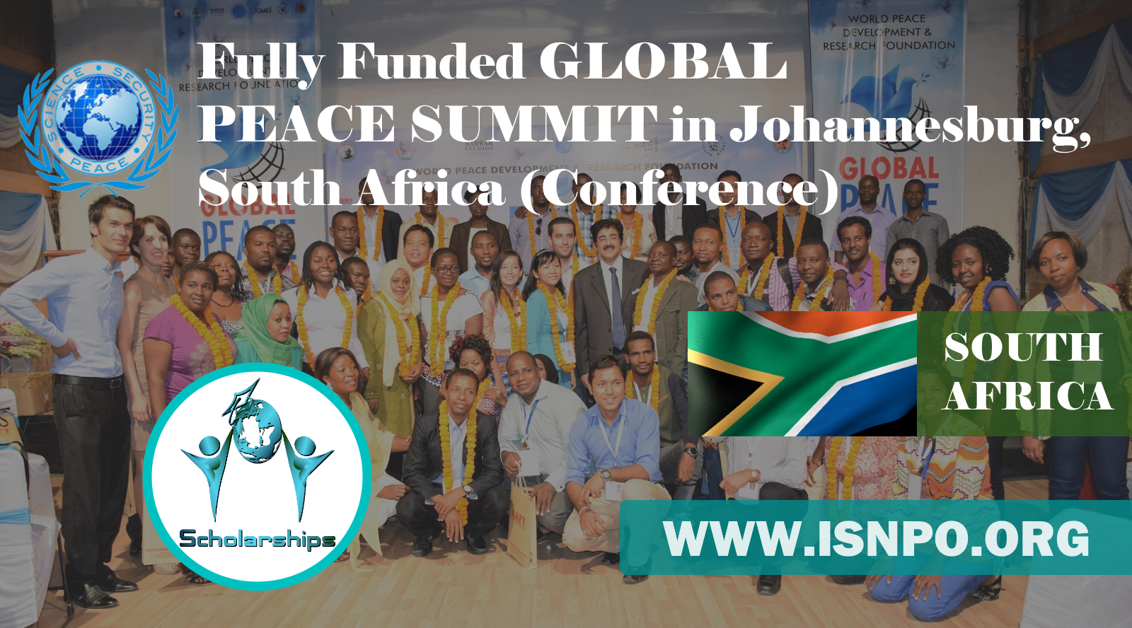 Completely Moneyed GLOBAL PEACE TOP in Johannesburg, South Africa