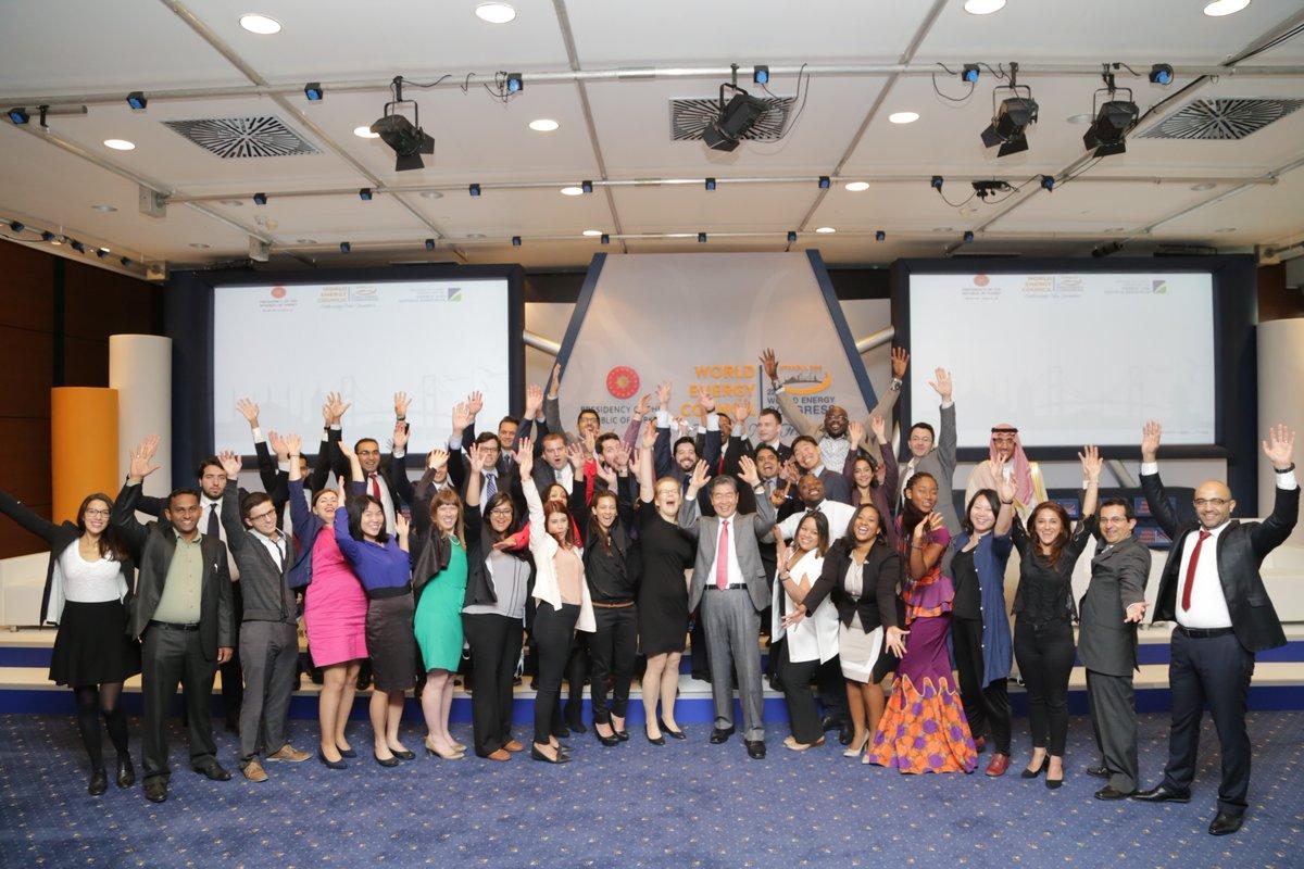 World Energy Council's Future Energy Leaders (FEL-100) Program 2019