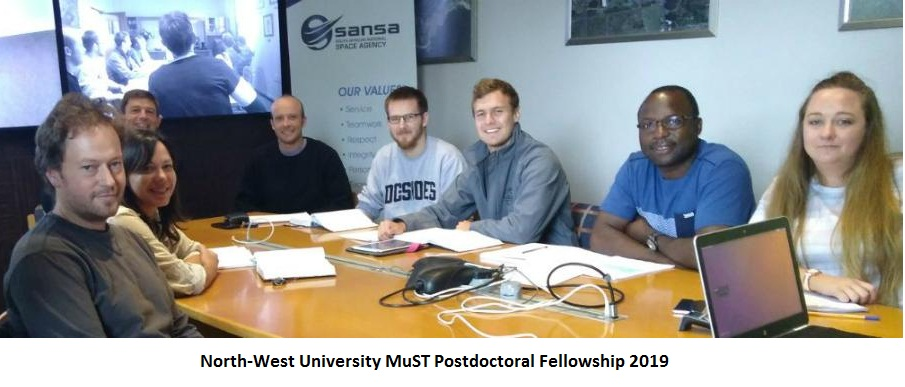 North-West University Multilingual Speech Technologies (MuST) Postdoctoral Fellowship 2019