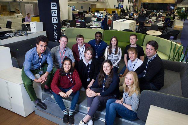 BBC Digital Journalism Apprenticeship 2019