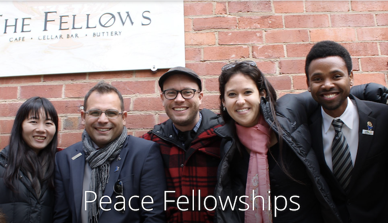 Rotary Peace Fellowship 2020 for Masters & & Expert Advancement Certificate (Fully-funded)