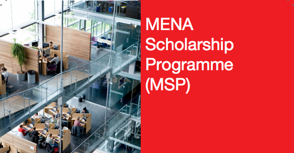Nuffic MENA Scholarship Program 2019 for Brief Courses in The Netherlands (Fully-funded)