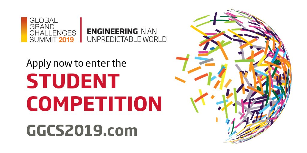 Royal Academy of Engineering UK Global Grand Challenges Top Competitors 2019