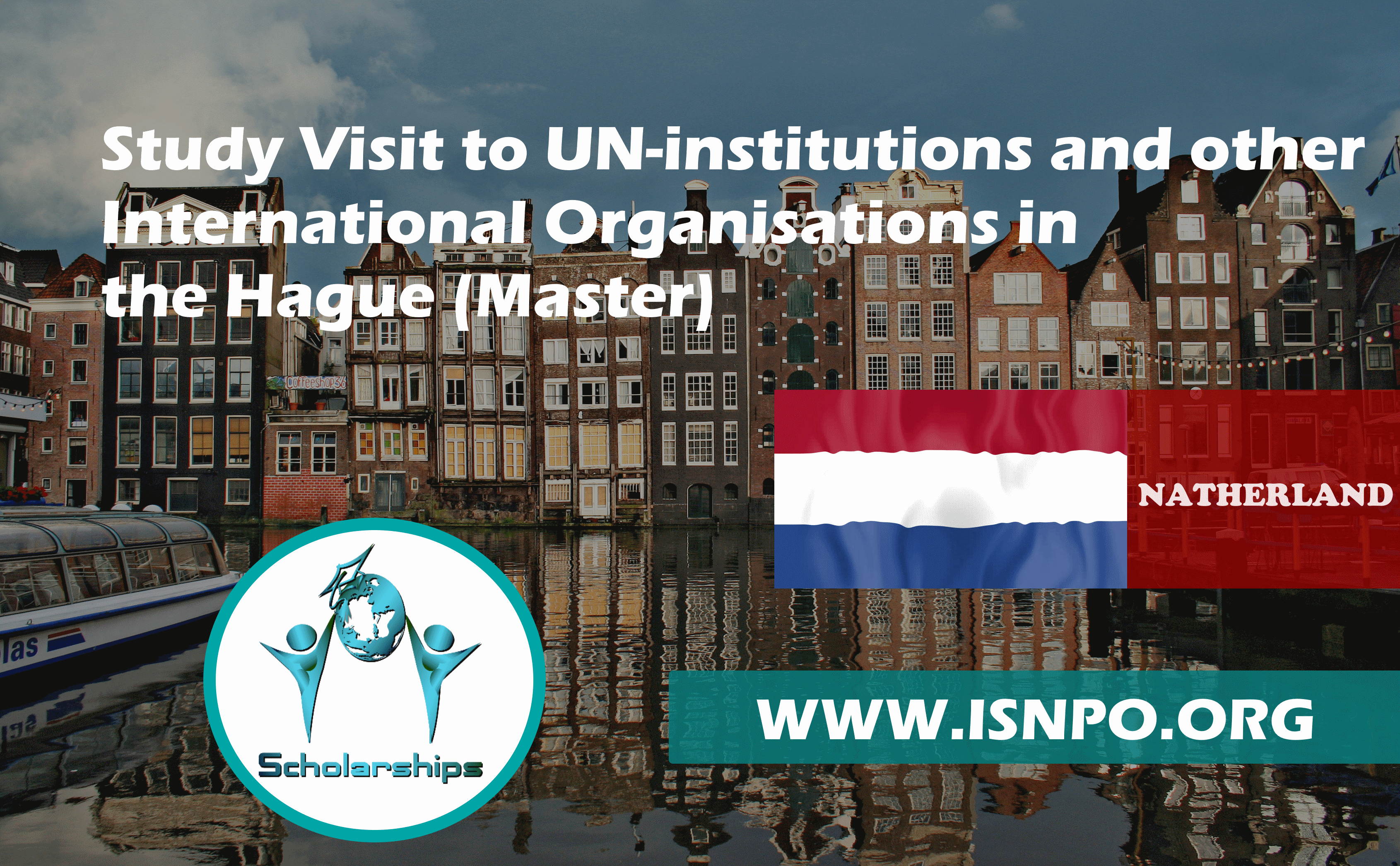 Research Study Check Out to UN-institutions and other Worldwide Organisations in the Hague