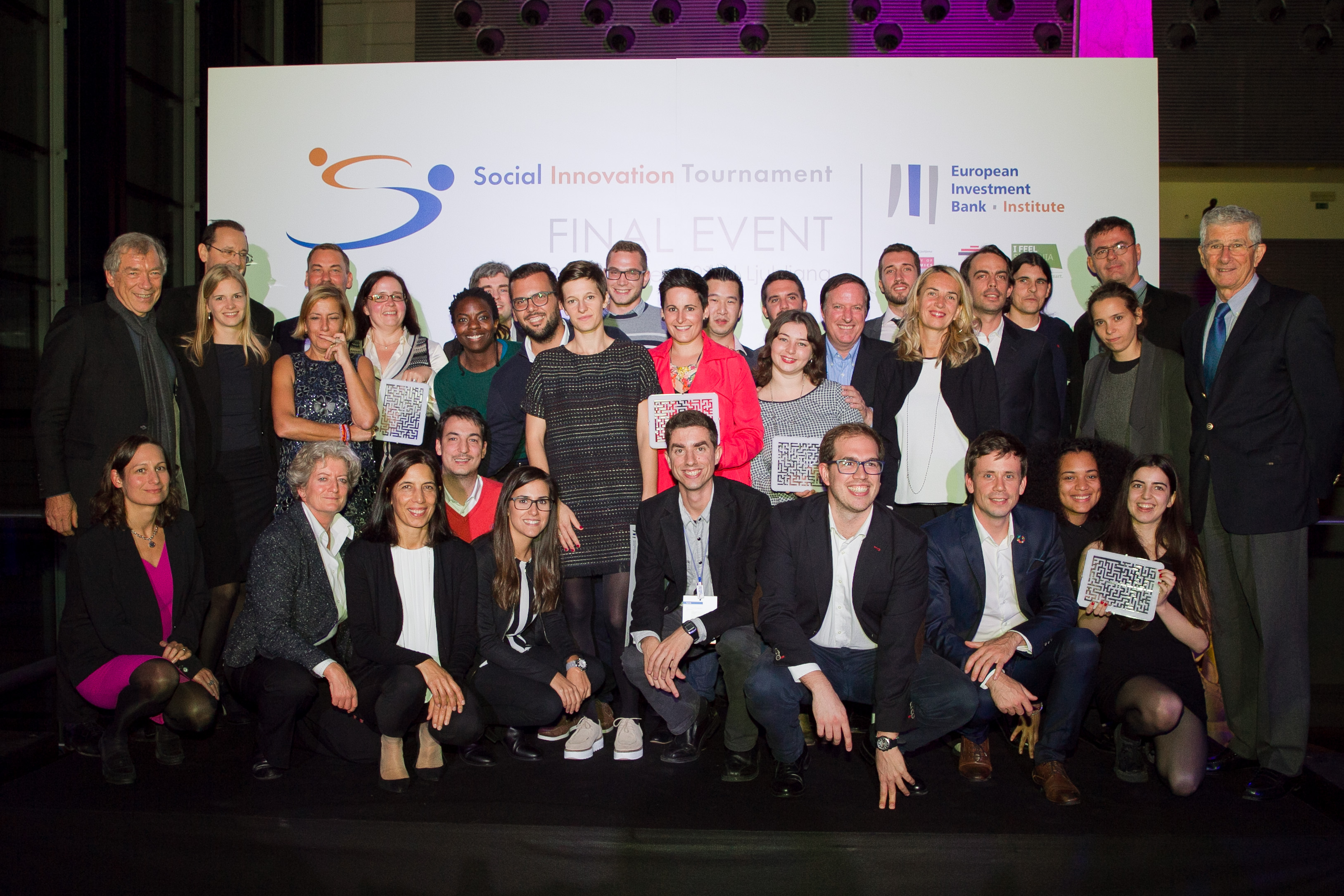 European Financial Investment Bank Institute Social Development Competition 2019