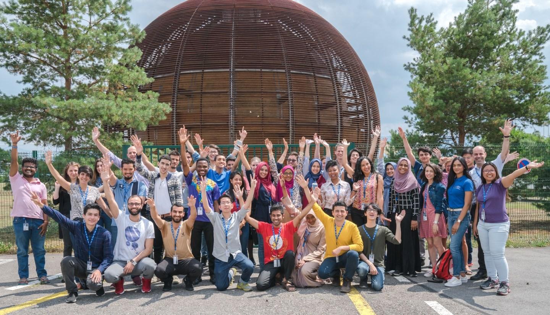 CERN Doctoral Trainee Program 2019 in Geneva, Switzerland