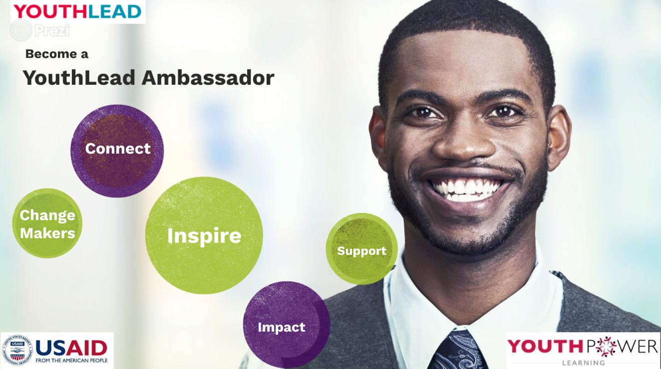 USAID YouthLead Ambassadors Program 2019 for young changemakers.