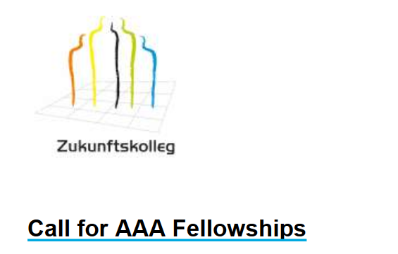 The Zukunftskolleg's AAA Fellowships 2019 for early profession African Scientists
