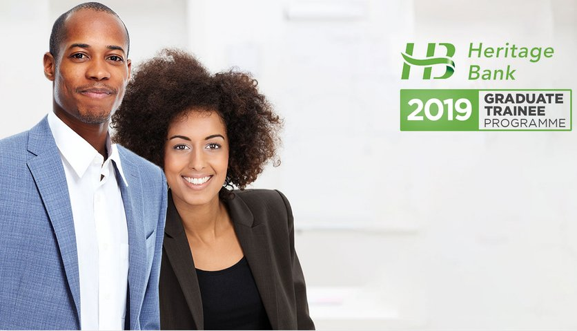 Heritage Bank 2019 Graduate Student Program for young Nigerian Graduates