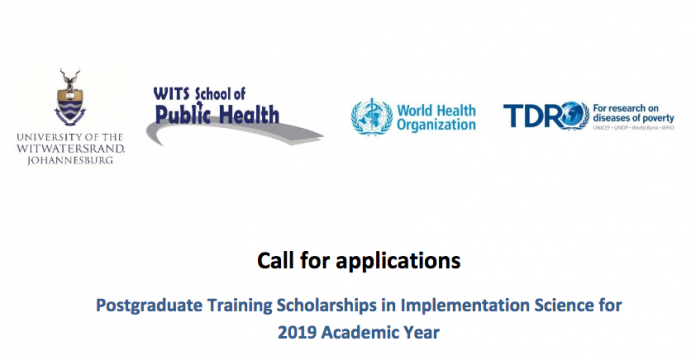 TDR Postgraduate Scholarship in Execution Research Study 2019/2020