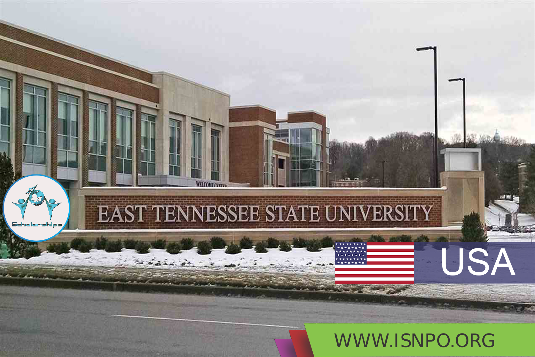 INTERNATIONAL TRAINEES ACADEMIC BENEFIT SCHOLARSHIP EAST TENNESSEE STATE UNIVERSITY
