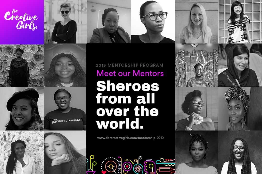 For Innovative Ladies Mentoring Program 2019 for Female Creatives and Specialists