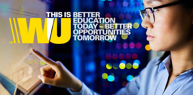 Western Union Structure Global Scholarship Program 2019 (As Much As USD $2,500)