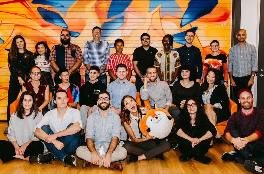 Mozilla Fellowship Program 2019/2020