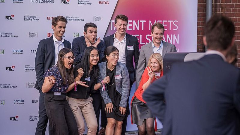 Request the Skill Fulfills Bertelsmann 2019 (Fully-funded to Berlin, Germany)