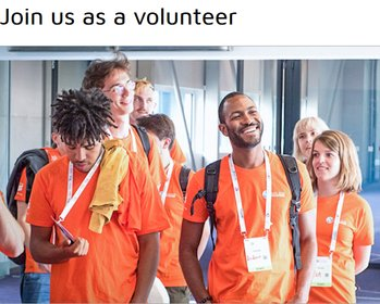 10 th IAS Conference on HIV Science Volunteer Program 2019– Mexico City, Mexico